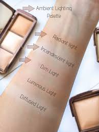 Ambient Lighting Palette Dupe Hourglass Why You Need It In Your Makeup Bag Hourglass