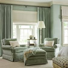 oversized chair and ottoman bedroom traditional with beige carpet dry green and white green