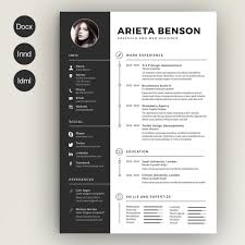 Creative Resume Sample Creative Resume Sample Creative Resume Sample Clean Cv Resume 2