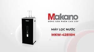 Review Máy Lọc Nước Nóng Nguội Lạnh Makano MKW-42810H - YouTube
