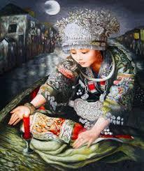 165 Best King Silk Art - Grand Master Artists images   Silk art ...