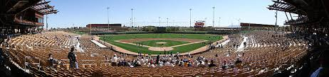 Camelback Seating Chart Los Angeles Dodgers And Chicago White Sox Spring Training