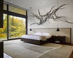 Bedroom Design Ideas With Theme Minimalist Bedroom Are Equipped Rug New Wall Painting Designs For Bedroom Minimalist