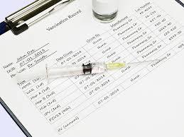 Child And Adolescent Immunization Schedule 2016