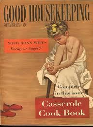 Good Housekeeping Advertising Good Housekeeping September 1952 Whimsical And Vintage