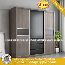 china functional modern metal storage sliding doors wardrobe hx 8nd9593 china functional wardrobe modern wardrobe