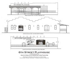 6th Street Playhouse Seating Chart 6th Street Playhouse Real Live Theater