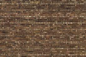 wallpaper mural brown old brick wall