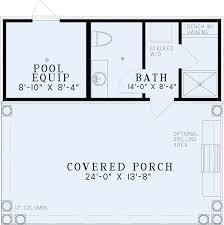 small pool house floor plans. Poolhouse Plan With Bathroom | Best House Plans, Home Floor Plans Small Pool I
