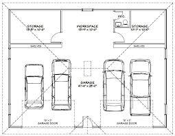 4 car garage house plans. 4 Car Garage Dimensions House Plans B