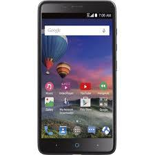 Straight Talk ZTE Citrine LTE 4G CDMA Prepaid Smartphone Walmart