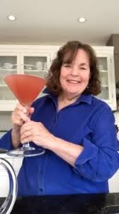 Ina Garten Says She Talks About Cocktails More Than 'Drinking Them' |  PEOPLE.com