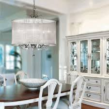 dining room fixtures sloping arm chair drop leaf rectangle table family chandelier buffet white