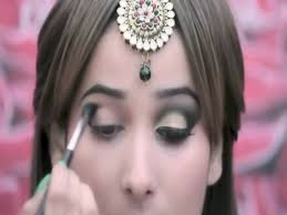 stani indian wedding makeup tutorial video green and gold 2016 tune pk modern party