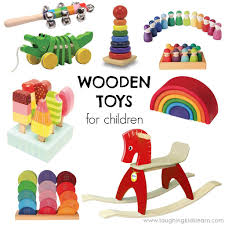 wooden toys children would love to receive as a gift this