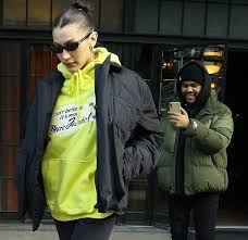 bella hadid faux leather black jacket yellow marc jacobs hoo black nike