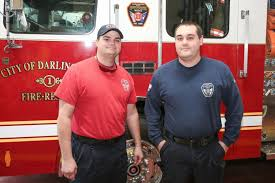 Darlington Fire Department Honors Outstanding Firefighters Of 2018