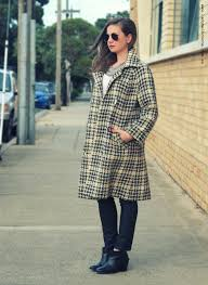 lady melbourne s vintage check coat