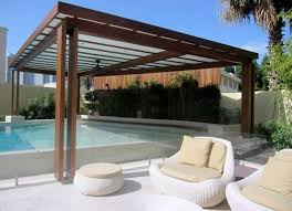 Formal Landscape Design with Swimming Pool, Pergola, Outdoor Kitchen  traditional-landscape