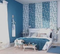 Exceptional Tapete Blau Muster Schön Schlafzimmer Ideen Tapete Maryland Business Tapete  Schlafzimmer Blau