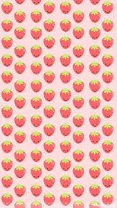 cute food wallpaper backgrounds. Exellent Cute STRAWBERRIES IPHONE WALLPAPER BACKGROUND Wallpaper For Your Phone Cool  Wallpaper Mobile On Cute Food Backgrounds 4