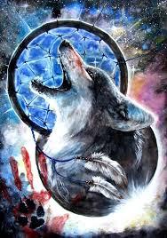native american dreamcatcher wolf. Simple Dreamcatcher Dreamcatcher By WolfRoad  With Native American Wolf