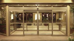 stanley automatic sliding door not