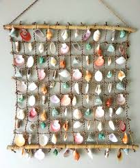 Small Picture Sea Shell Wall Hanging Ideas Featured on CC httpwww
