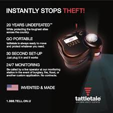 tattletale portable alarm system 6269 frost rd westerville oh security systems consultants mapquest