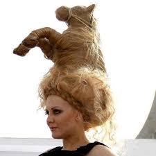 Coiffure Femme Originale Modèle Coupe De Cheveux