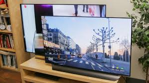 lg oledc8p review lg s oled takes commanding first half lead for best 2018 tv