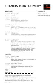 Awesome Collection Of Cover Letter Examples For Factory Work Cool