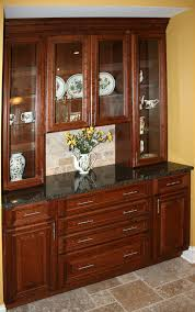 Kitchen china cabinets Glass China Hutch Handmade Kitchen Cabinets St Louis Tile Installation Kitchen Explore St Louis Kitchen Cabinets Design Remodeling Works Of Art