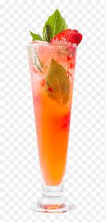 non alcoholic mixed drink orange juice