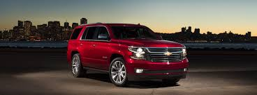 2017 Chevrolet Tahoe | Full-Size SUV | Chevrolet Canada