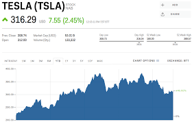 Tesla Stock Quote