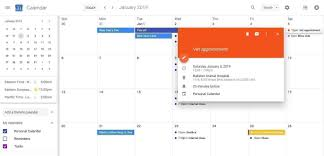 Create A Work Schedule Online Free The 10 Best Calendar Apps For 2019