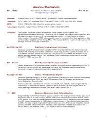 List Of Resume Skills Lovely Qualifications Resume Samples Yeniscale