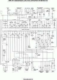 jeep yj alternator wiring diagram jeep wiring diagrams