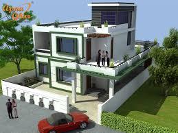 Beautiful Duplex House Design in 264m2 (12m X 22m) Click here :(http
