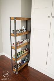 look for budget minded storage solutions you don t have to invest in a huge storage system use thrift furniture repainted of course sy boxes