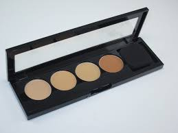 loreal infallible total cover concealing and contour kit
