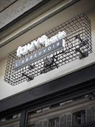 Exterior Signage Design Beauteous 切ArchitecturesFauve巴黎 Abreuvoir48©DavidFoesseljpg SIGNAGE