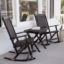 livingroom resin rocking chairs tortuga outdoors lexington wicker rocker set furniture canada semco plastic chair