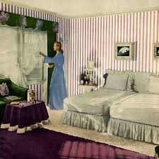 1940s Bedroom Ideas 2