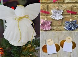 Weihnachtsengel Basteln Mit Kindern Zum Dekorieren Zu