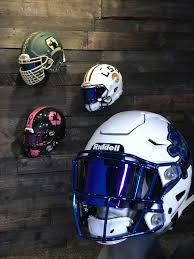 19 best custom football helmets images
