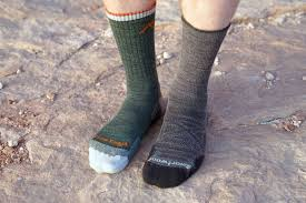 Smartwool Outdoor Light Crew Best Hiking Socks Of 2019 Switchback Travel