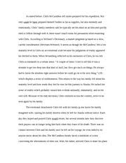 into the wild essay as stated before chris mccandless left under  into the wild essay as stated before chris mccandless left under prepared for his expedition not only could he have prepared himself further as far as