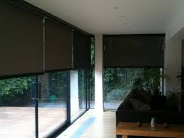 sun shade for sliding glass door splendid outdoor patio roller shades shield patios from heat of